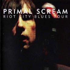 Vídeos y DVD Musicales: PRIMAL SCREAM * DVD * RIOT CITY BLUES TOUR * RARE * PRECINTADO!!. Lote 39462324
