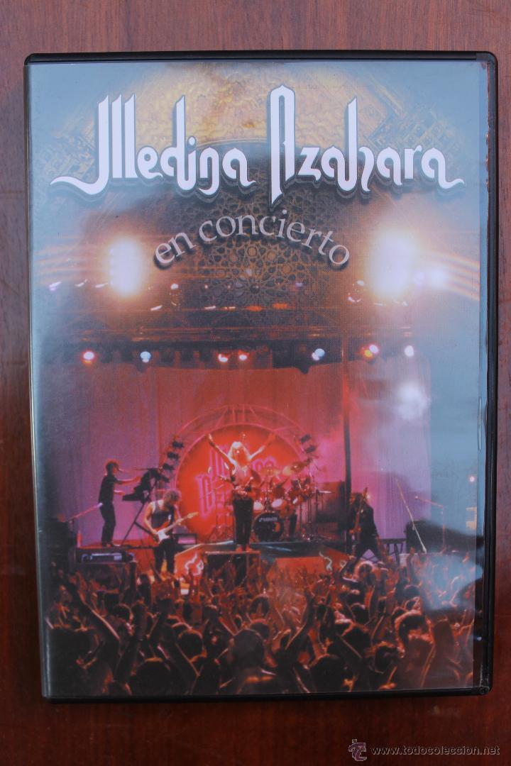 MEDINA AZAHARA EN CONCIERTO – DVD MUSICAL GRABADO EN DIRECTO EL 21 DE MAYO DE 1994 (Música - Videos y DVD Musicales)