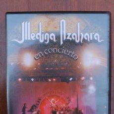 Vídeos y DVD Musicales: MEDINA AZAHARA EN CONCIERTO – DVD MUSICAL GRABADO EN DIRECTO EL 21 DE MAYO DE 1994 . Lote 39932044