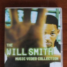 Vídeos y DVD Musicales: THE WILL SMITH MUSIC VIDEO COLLECTION – DVD MUSICAL. Lote 39974556