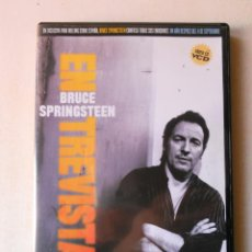 Vídeos y DVD Musicales: BRUCE SPRINGSTEEN. CD-VCD REVISTA ROLLING STONE. ENTREVISTA EXCLUSIVA. THE RISING. Lote 40396353