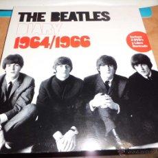 Vídeos y DVD Musicales: THE BEATLES DIARY 1964 - 1966 EDICION COLECCIONISTA 2 DVD´S + LIBRO CARATULA TIPO EP . Lote 40415841