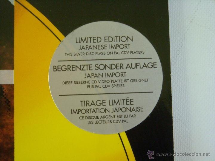 Vídeos y DVD Musicales: LASERDISC:INXS,In Search Of Excellence (Polygram music video) (pal) EDICION JAPONESA - Foto 4 - 40646441