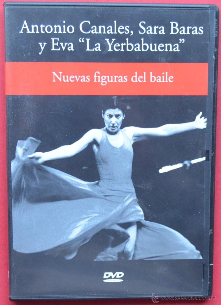 ANTONIO CANALES - SARA BARAS - EVA LA YERBABUENA - NUEVAS FIGURAS DEL BAILE - DVD (Música - Videos y DVD Musicales)