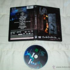 Vídeos y DVD Musicales: KORN - LIVE ON THE OTHER SIDE DVD 824 718 8. Lote 41393978