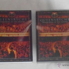 Vídeos y DVD Musicales: QUEENSRYCHE - MINDCRIME AT THE MOORE 2DVD R2972720 . Lote 41429096