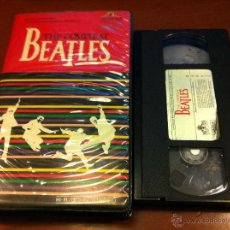 Vídeos y DVD Musicales: THE BEATLES - THE COMPLEAT - VHS 1982 -. Lote 41575077