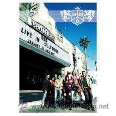 Vídeos y DVD Musicales: RBD - LIVE EN HOLLYWOOD - DVD PRECINTADO NUEVO. Lote 41658392