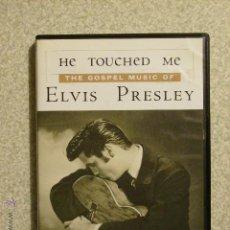 Vídeos y DVD Musicales: ELVIS PRESLEY..THE GOSPEL MUSIC OF....DOBLE DVD. Lote 42111763