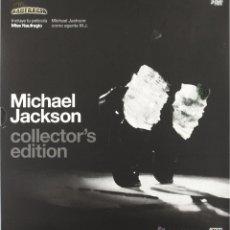Vídeos y DVD Musicales: MICHAEL JACKSON * 2 DVD * COLLECTOR'S EDITION * BOX PRECINTADO * RARE * CALCETINES BRILLAN!!!!. Lote 51122930