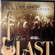 Vídeos y DVD Musicales: DVD THE LAST WALTZ. Lote 42940646