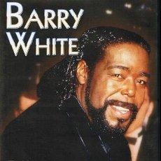 Vídeos y DVD Musicales: DVD BARRY WHITE LOVE UNLIMITED . Lote 42978448