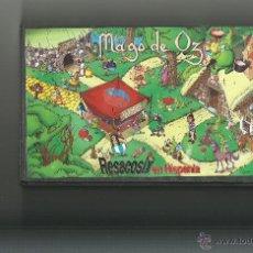 Vídeos y DVD Musicales: MAGO DE OZ. RESACOSIX EN HISPANIA (VHS 1999). Lote 42996449