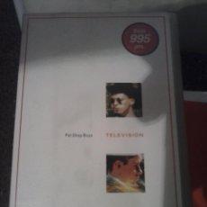 Vídeos y DVD Musicales: THE PET SHOP BOYS - TELEVISION [VHS] . Lote 43203684
