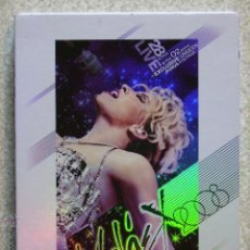Vídeos y DVD Musicales: KYLIE MINOGUE...LIVE 2008. Lote 43768367