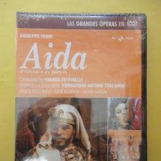 Vídeos y DVD Musicales: ÓPERA. VERDI. AIDA (SIN ABRIR). Lote 227258465