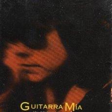 Vídeos y DVD Musicales: GUITARRA MÍA UN TRIBUTO A JOSÉ FELICIANO. SIN DESPRECINTAR.. Lote 43950993