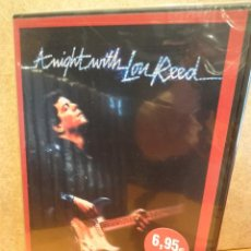 Vídeos y DVD Musicales: LOU REED. A NIGHT WITH LOU REED AT THE BOTTOM LINE. NEW YORK - 1983. EN DIRECTO. PRECINTADO.. Lote 43968782