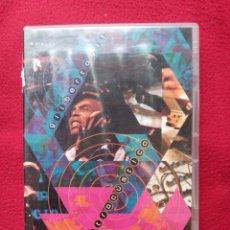 Vídeos y DVD Musicales: GILBERTO GIL - ELECTROACÚSTICO - DVD MUSICAL - EXTRAS - ENTREVISTAS - FOTOS ETC. Lote 44448322