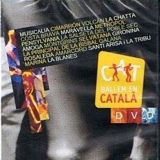 Vídeos y DVD Musicales: DVD BALLEM EN CATALÁ (BAILEMOS EN CATALÁN) (PRECINTADO). Lote 44683458