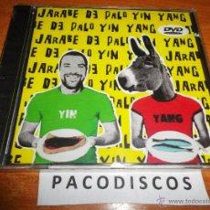 Vídeos y DVD Musicales: JARABE DE PALO YIN YANG DVD PRECINTADO 2003 VIDEOCLIP YIN YANG ANIMACION EMOCIONES E.P.K. BONITO. Lote 44821290