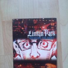 Vídeos y DVD Musicales: LINKIN PARK - BREAKING THE HABIT (MANGA BOOK + DVD). Lote 44867863