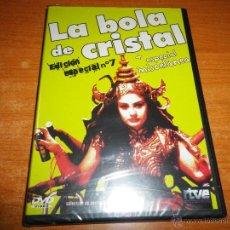 Vídeos y DVD Musicales: LA BOLA DE CRISTAL EDICION ESPECIAL Nº 7 DVD NUEVO ALASKA FANGORIA NACHA POP EL ULTIMO DE LA FILA. Lote 45265738