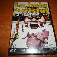 Vídeos y DVD Musicales: LA BOLA DE CRISTAL 2ª TEMPORADA Nº 10 DVD PRECINTADO ALASKA LOQUILLO ANA CURRA AVIADOR DRO LOQUILLO. Lote 45266236