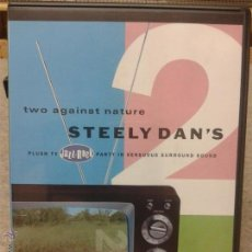 Vídeos y DVD Musicales: STEELY DAN TWO AGAINST NATURE. Lote 45710826