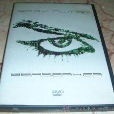 Vídeos y DVD Musicales: GARY NUMAN - BERSERKER - DVD. Lote 45997670