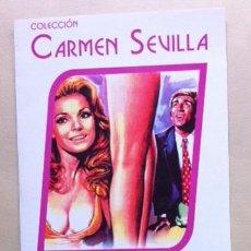 Vídeos y DVD Musicales: CARMEN SEVILLA - ENSEÑAR A UN SIRVENGÜENZA - DVD. Lote 46188969