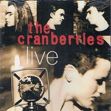 Vídeos e DVD Musicais: DVD THE CRANBERRIES LIVE (PRECINTADO). Lote 46238470