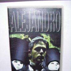 Vídeos y DVD Musicales: ALEJANDRO SANZ - VOLUMEN III - WARNER MUSIC VISION - 1998 - VHS. Lote 46726458