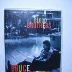 Vídeos y DVD Musicales: BRUCE SPRINGSTEEN & THE STREET BAND (BLOOD BROTHERS) - 2001 - DVD MUSICAL - COLUMBIA. Lote 46726876