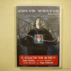Vídeos e DVD Musicais: JULIO VOLTIO - MAMBO - DVD-SINGLE CON 2 VIDEOCLIPS - PRECINTADO. Lote 46862929