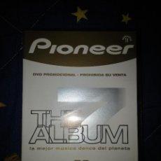 Vídeos y DVD Musicales: PIONEER THE ALBUM 7 DVD VIDEOCLIPS, BOB SINCLAR,ROGER SANCHEZ,SCOOTER,ALEXANDRA PRINCE,CRAZY FROG,.. Lote 46958505