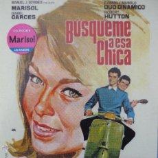 Vídeos e DVD Musicais: 1 DVD MARISOL (BUSCAME ESA CHICA) NUEVO.. Lote 47288719