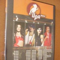Vídeos y DVD Musicales: UPA DANCE. LIVE. 90 MIN. . Lote 47914806