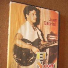 Vídeos e DVD Musicais: JUAN GABRIEL. EL NOA NOA. 90 MIN. DVD.. Lote 48013818