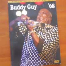 Vídeos y DVD Musicales: BUDDY GUY 08. Lote 48201312