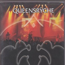 Vídeos y DVD Musicales: QUEENSRŸCHE - THE ART OF LIVE. Lote 48206645