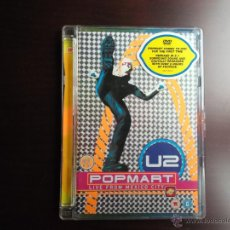 Vídeos y DVD Musicales: U2 - POP MART LIVE FROM MEXICO CITY - DVD. Lote 48452813