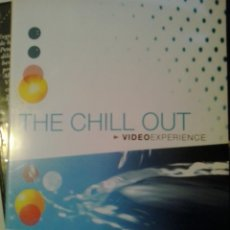 Vídeos y DVD Musicales: THE CHILL OUT VIDEO EXPERIENCE. Lote 48727266
