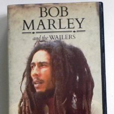 Vídeos y DVD Musicales: BOB MARLEY AND THE WAILERS CARIBBEAN NIGHTS VHS DOCUMENTAL BIOGRAFÍA - INGLÉS VÍDEO MÚSICA ENTRVISTA. Lote 48818965