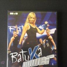Vídeos y DVD Musicales: CD + DVD DE BATUKA POWER (OPERACIÓN TRIUNFO). Lote 48833710