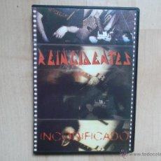 Vídeos y DVD Musicales: REINCIDENTES INCODIFICADO -. Lote 48888240