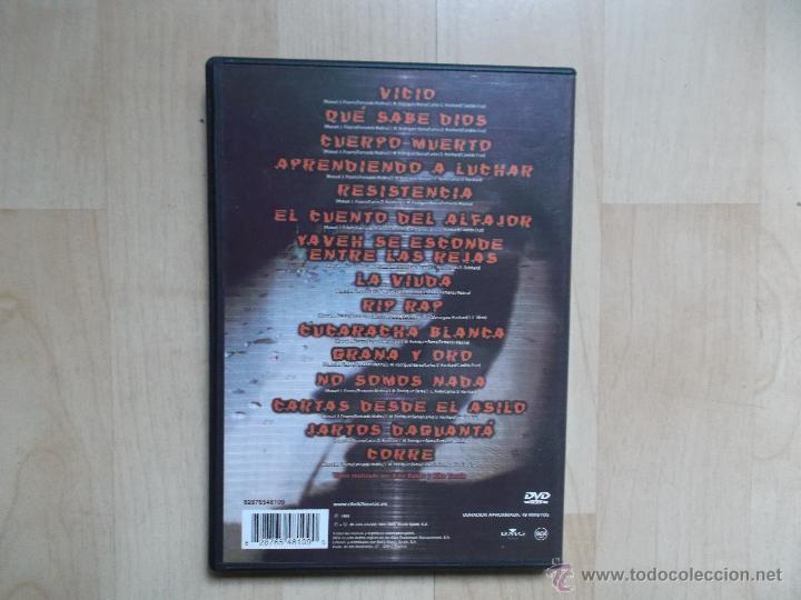 Vídeos y DVD Musicales: REINCIDENTES INCODIFICADO - - Foto 3 - 48888240