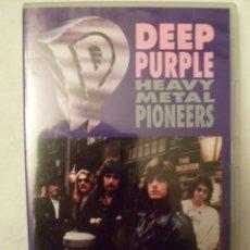 Vídeos y DVD Musicales: DEEP PURPLE HEAVY METAL PIONEERS (DVD). Lote 51844069