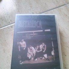 Vídeos y DVD Musicales: VIDEO METALLICA 1. Lote 49851011