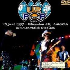Vidéos y DVD Musicaux: U2 - COMMONWEALTH STADIUM, EDMONTON, CANADA, 15 JUNE 1997 (DVD). Lote 99835000